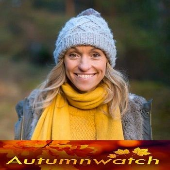 Michaela Strachan Autumnwatch
