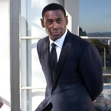 david harewood brother