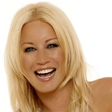 denise van outen charleston