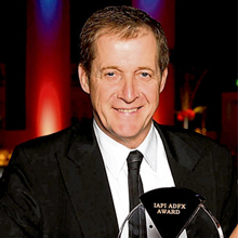 Alastair Campbell Provides Prime Performance at 2012 Advertising Effectiveness Award