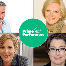 Book a Great British Bake Off Celebrity for your event