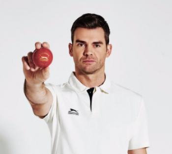 Jimmy Anderson OBE