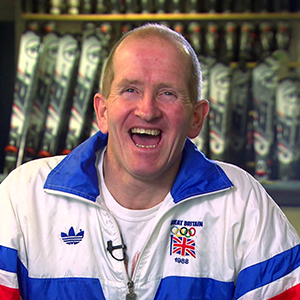 Eddie 'The Eagle' Edwards - Your Next Event Host?